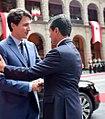 Visita Oficial del Primer Ministro de Canadá, Justin Trudeau (37663059251).jpg