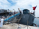 Visitors Aboard ROCN Fong Yang (FFG-933) from Rear Gangway 20130504.jpg