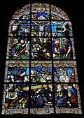 Passionsfesnter in der Kirche St-Pierre in Visseiche