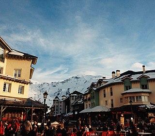 Sierra Nevada Ski Station ski resort