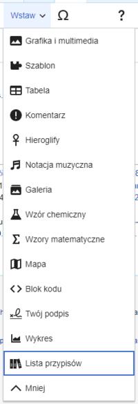 VisualEditor References List Insert Menu-pl.png