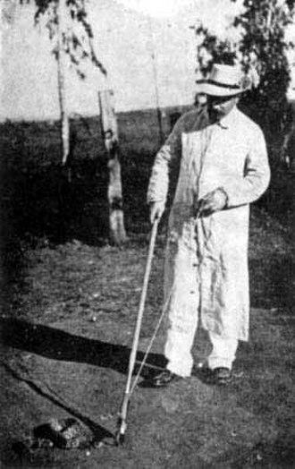 Vital Brazil - Vital Brazil in 1911.