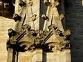 Vitré (35) Église Notre-Dame Façade sud 5ème contrefort 02.JPG