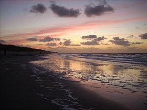 Vlieland - Image: Vlieland Sea