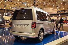 Volkswagen Caddy Wikip 233 Dia