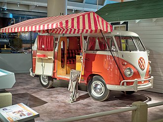 Volkswagen Type 2 - 1959 Volkswagen Westfalia Camper at The Henry Ford
