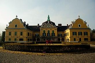 Nagytétény Palace - Nagytétény Palace (2007)