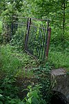foto van Kasteel Keukenhof: toegangshek