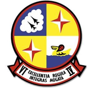 VT-4 (United States) - Image: Vt 4 logo