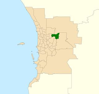 Electoral district of Midland