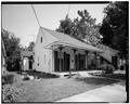 WEST AND SOUTH FACADES - Knox Cottage, 1029 America Street, Baton Rouge, East Baton Rouge Parish, LA HABS LA,17-BATRO,4-4.tif