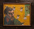 WLANL - MicheleLovesArt - Van Gogh Museum - Paul Gauguin - Self-portrait with portrait of Bernard, 'Les Miserables', 1888.jpg