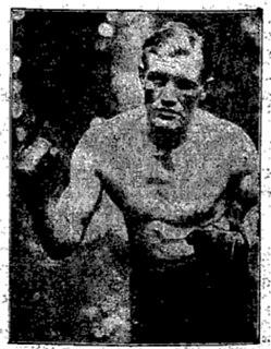 Hein Müller German boxer