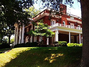West Virginia Governor's Mansion - The Governor's Mansion