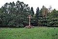 WWI, Military cemetery No. 124 Mszanka, Moszczenica village, Gorlice county, Lesser Poland Voivodeship, Poland.jpg