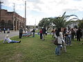 WWOZ 30th Parade Elysian Fields Lineup 1.JPG