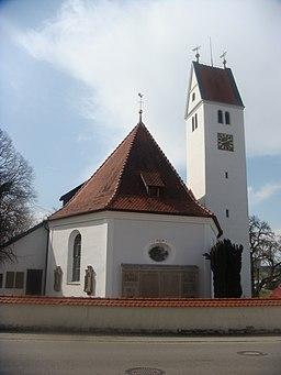 Wain Kirche St. Michael