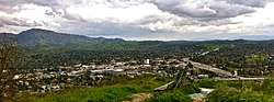 Walnut Creek as seen from Acalanes Open Space
