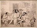 Walter howell deverell, studio per la dodicesima notte, 1850. ca.jpg