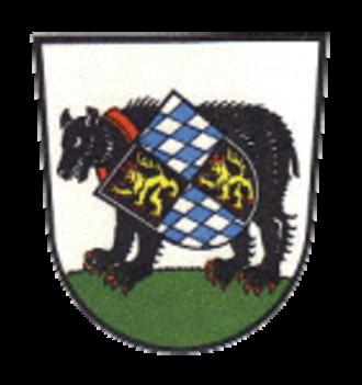 Bärnau - Image: Wappen Baernau