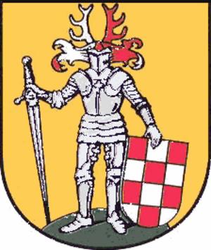 Bleicherode - Image: Wappen Bleicherode