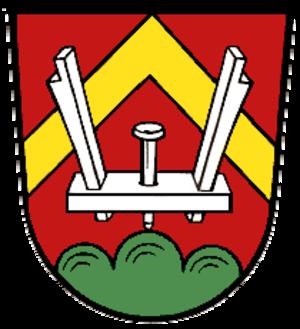 Eglfing - Image: Wappen Eglfing