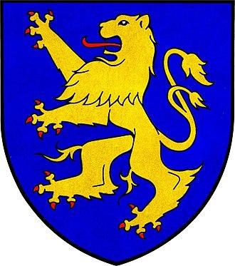 Plaue - Image: Wappen Plaue