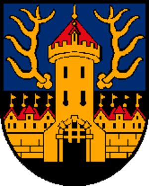 Ottensheim - Image: Wappen at ottensheim