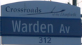 Warden Avenue Sign.png