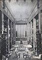 Warenhaus Leonhard Tietz AG, Ansicht des überdachten Lichthofes, Architekt Joseph Maria Olbrich, Düsseldorf, Foto 1913.jpg