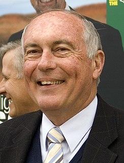 Warren Truss Australian politician, 16th Deputy Prime Minister of Australia