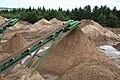 Washed sand stockpiles 3 (6256460197).jpg