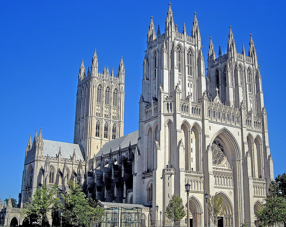 Washington National Cathedral in Washington, D C 1