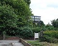 Water tank at Abbey House farm - geograph.org.uk - 1344836.jpg