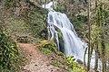 Waterfall in Muret-le-Chateau 01.jpg