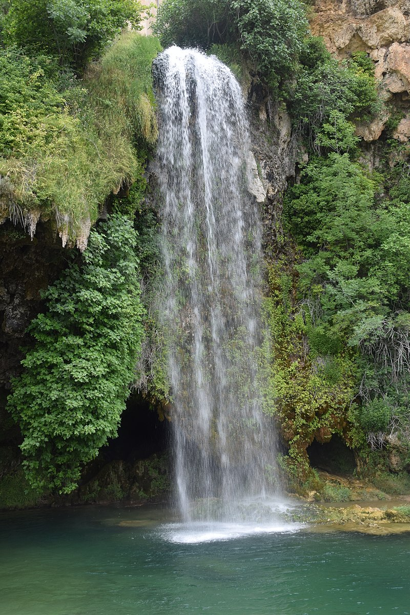 Waterfall in Salles-la-Source 02.jpg