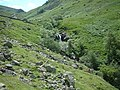 Waterfall on Greenup Gill - geograph.org.uk - 499911.jpg
