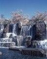 Waterfalls at the Franklin Delano Roosevelt Memorial, Washington, D.C LCCN2011633434.tif