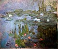 Waterlillies by Claude Monet c 1914 - Portland Art Museum.JPG