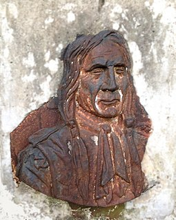 Wauhatchie 19th-century chieftain of the Cherokee Nation