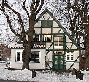Wedel - Image: Wedel Reepschlägerhaus