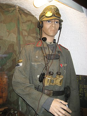 Uniform of assault gun crew - Wehrmacht uniforms