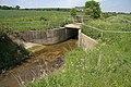 Weir on Kirtling Brook - geograph.org.uk - 1065226.jpg