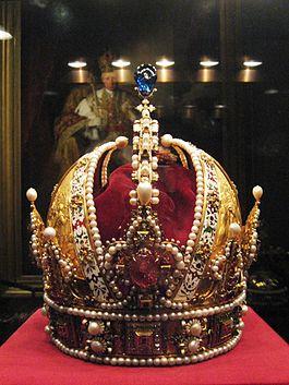 La corona imperial austriaca