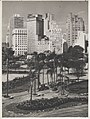 Werner Haberkorn - Vista parcial da Praça da Bandeira. São Paulo-SP.jpg