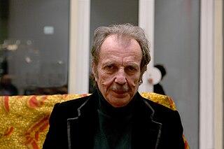 Franz West Austrian artist