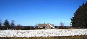 West Amwell Township, New Jersey - West Amwell Township Municipal Building