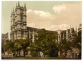 Westminster Abbey, London, England-LCCN2002696931.tif