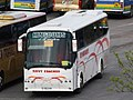 Weston-super-Mare Coach Park - Kingdom's YOD544.JPG