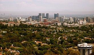 Westwood, Los Angeles - Image: Westwoodanducla